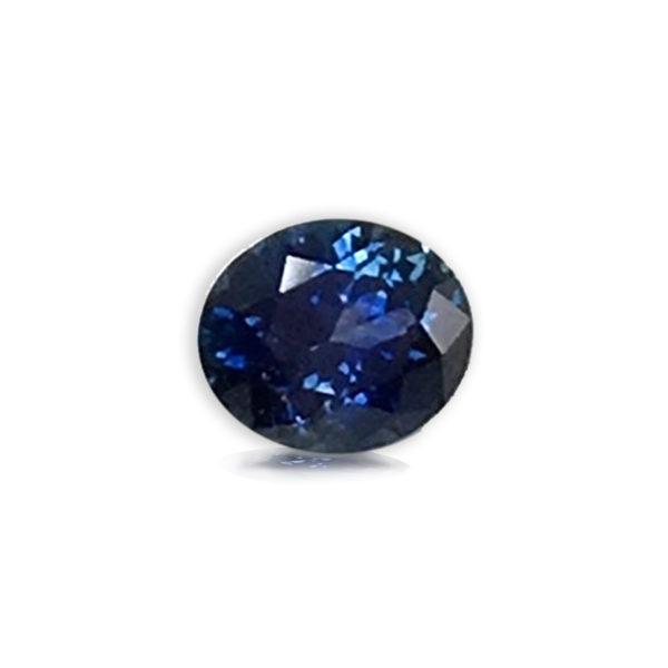Montana Sapphire Blue-Oval 1.23 Carats