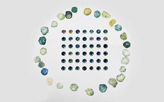 Gems Gemology Spring 2017 Rock Creek Sapphire