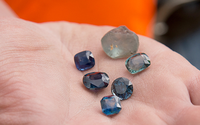 Rock Creek Montana Sapphires: A New Age of Mining Begins
