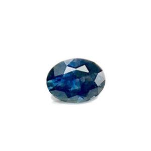 Blue Montana Sapphire-Oval .76carats 1811