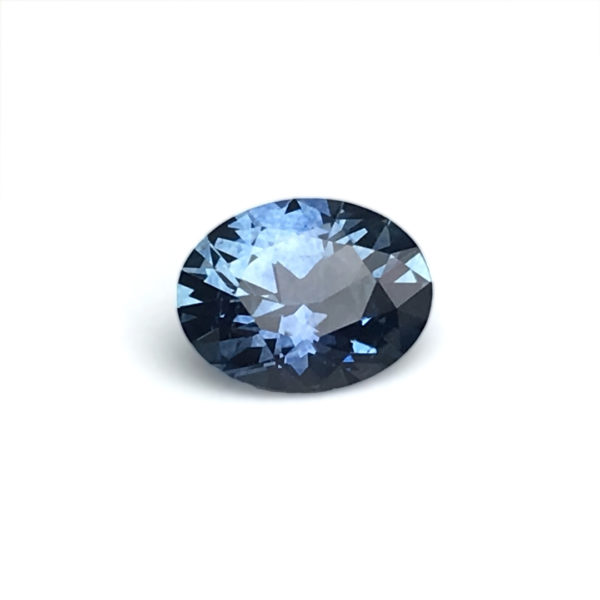 Blue Sapphire - Oval .97Ct