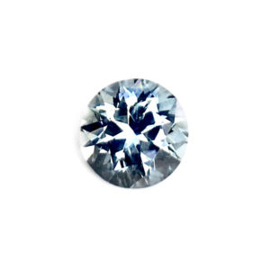 Light Blue Sapphire - Round 1.58Ct