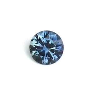 Bluegreen Sapphire-Round .89 #38540