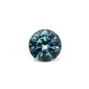 Teal Montana Sapphire- Round 1.56 cts