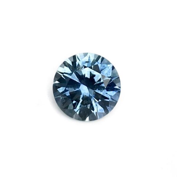 Light Blue Sapphire - Round 1.1Ct