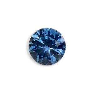 Bluegreen Sapphire - Round 1.12Ct