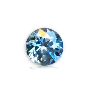 Blue-Green Sapphire-Round 1.73cts 28111