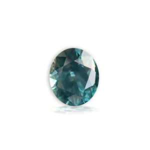 Blue-Green Sapphire-Oval 3.54cts