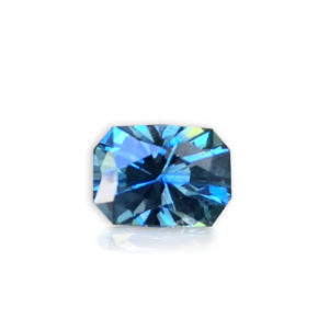 Blue Sapphire-Cushion 1.93ct Natural 38253