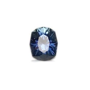Blue sapphire-Cushion 3.42cts
