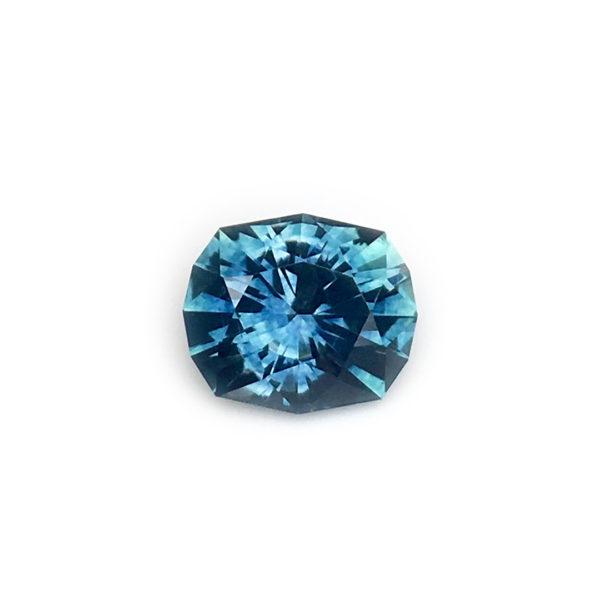 Blue Sapphire - Cushion 1.68cts