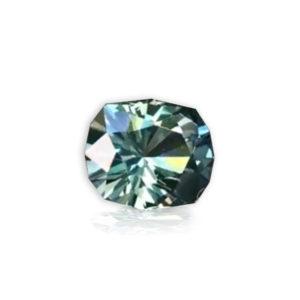 Green sapphire cushion 1.52ct 98016
