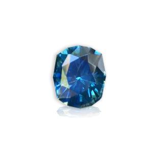 blue sapphire cushion 1.61ct 98029