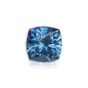 Blue sapphire cushion 1.57cts 98170