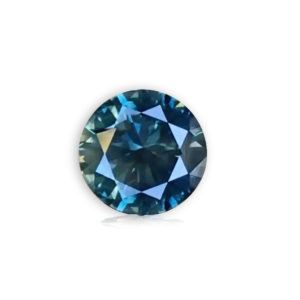 Blue-Green Sapphire - Round 1.59cts