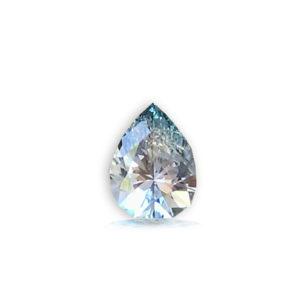 Blue Sapphire-Pear 1.01ct