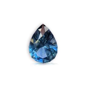Blue Sapphire-Pear 2.65ct
