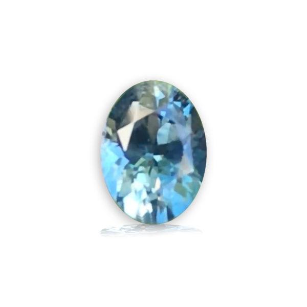 Blue Montana Sapphire - Oval 1.15Ct #2897