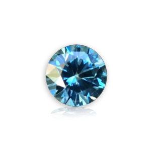 Blue-Green Sapphire-Round 1.47ct