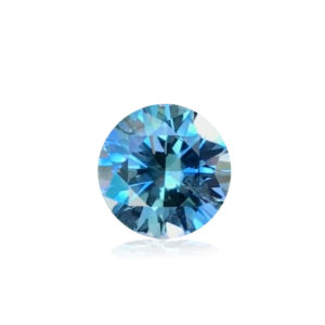 Blue Green-Sapphire-Round 1.59cts