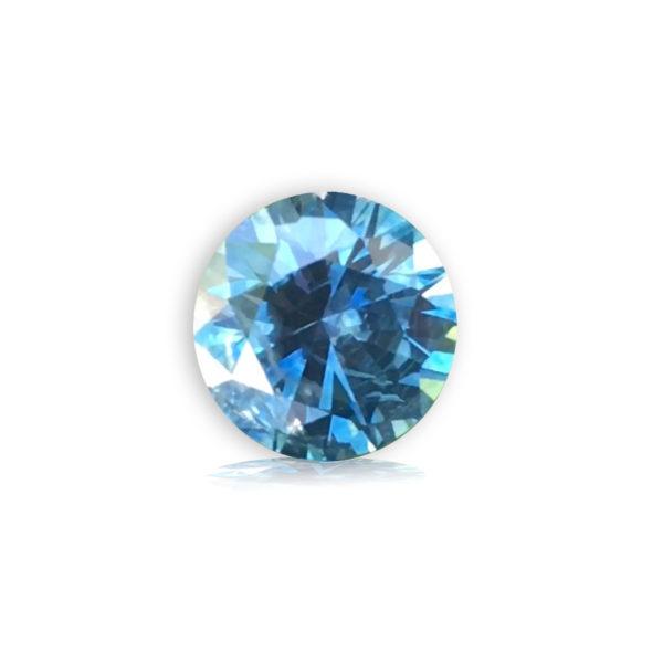 Round Sapphire- Blue-1.56 carats