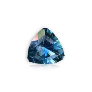 Blue Sapphire-Trillion 0.96cts 118066