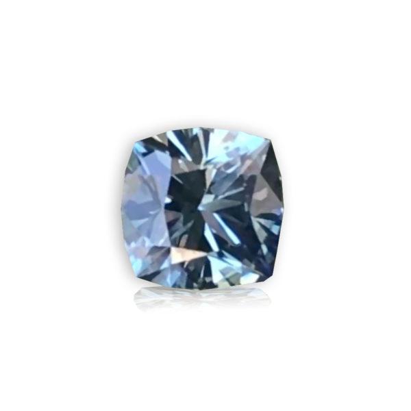 Blue Sapphire-Cushion .77ct