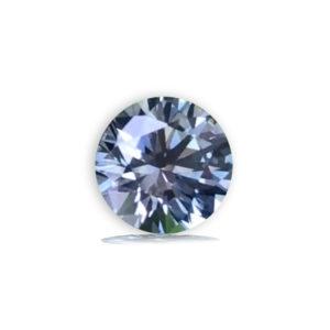 Blue Sapphire-Round 1.04ct