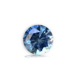Blue Sapphire-Round 1.01cts 78703