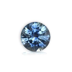Blue Sapphire-Round 2.20cts