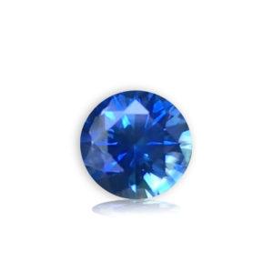 Blue Sapphire-Round 1.24cts 78773