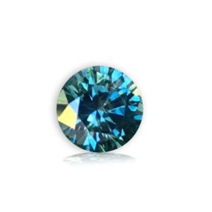 Round Sapphire- Blue-1.59 carats