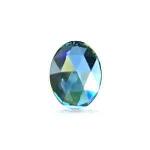 Blue Sapphire - Rose-cut 2.22cts