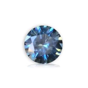Blue Sapphire-Round 1.00ct