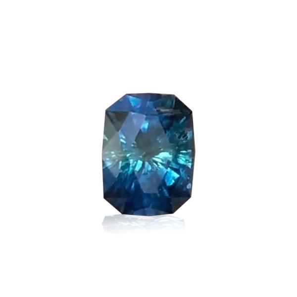 Blue Sapphire-Cushion 1.16cts