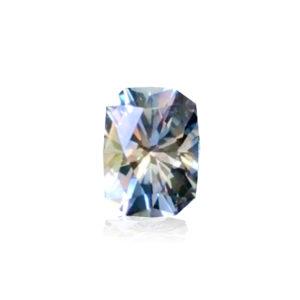 Blue Sapphire-Cushion .97cts