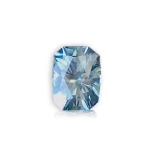 Blue Sapphire-Cushion 1.10cts