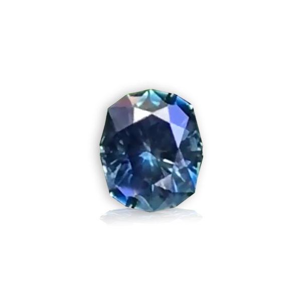 Blue Sapphire-Cushion 1.34cts