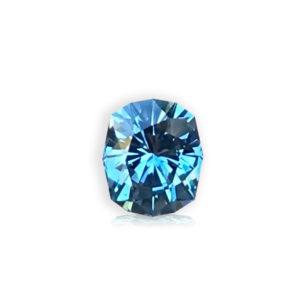 Blue Sapphire-Cushion 1.27cts