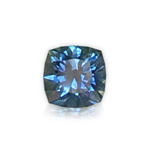Blue Montana Sapphire- Cushion 2.21cts 128022