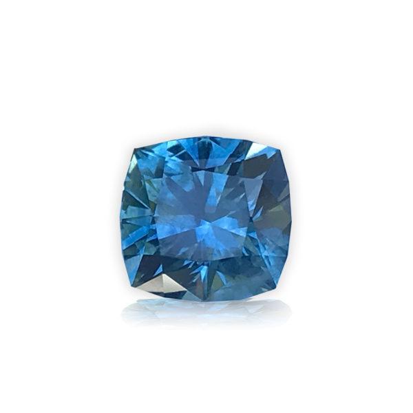 Blue Sapphire- Square Cushion 2.69cts 128029