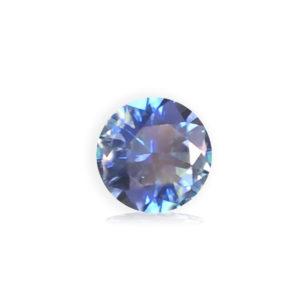 Blue Sapphire- Round 1.25cts