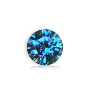 Blue Montana Sapphire- Round 1.01cts 48577