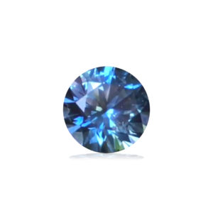 Blue Sapphire-Round 1.37cts