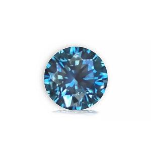 Blue Sapphire-Round 1.24cts