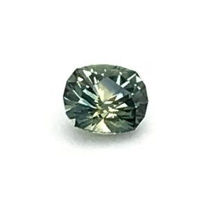 Parti Sapphire- Cushion 2.94cts