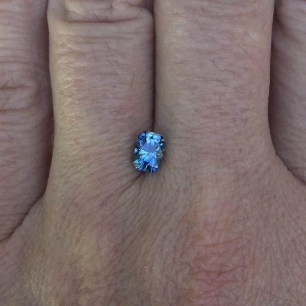 Montana sapphire blue cushion2 #148079