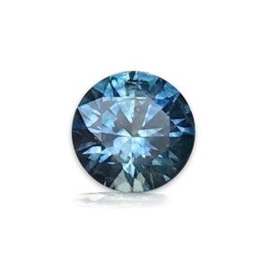 Blue Montana Sapphire- Round 1.16cts