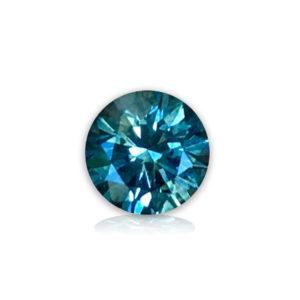 Blue Montana Sapphire- Round .92cts