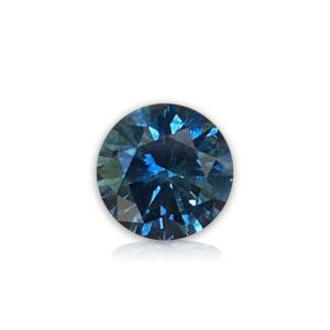 Blue Montana Sapphire- Round 1.13cts